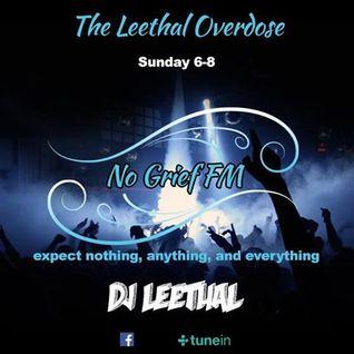 DJ Leethal - The Leethal Overdose - 11.09.2016