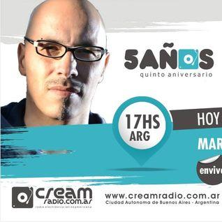 Mariano Santos @ Creamradio Anniversary Set