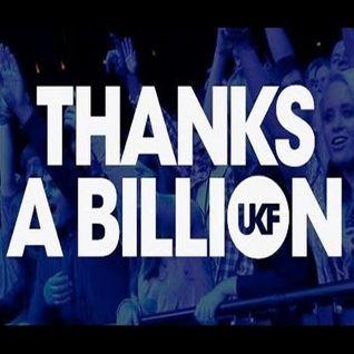 Zomboy – UKF Thanks A Billion – 27.07.2012