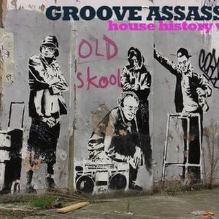 Groove assassin mixcloud for Old skool house music