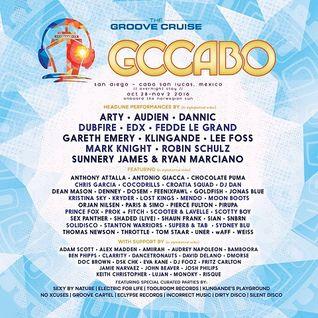 Goldfish - Live @ Groove Cruise Cabo - 29.10.2016