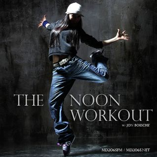 Noon Workout: Mix1065 Baltimore. August 20 2010. Leona Lewis / Rick Astley / Elliot Yamin
