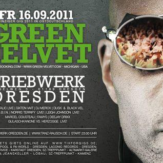 Live @ Triebwerk Dresden (2011-09-16)