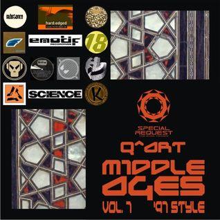 DJ Q^ART - Middle Ages ('97 Style) Vol 7