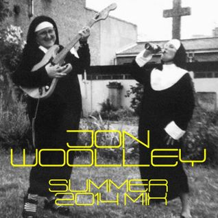Jon Woolley Summer 2014 Techno Mix