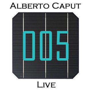 005 Alberto Caput - Live April 19 2012