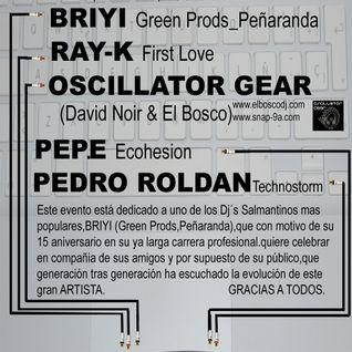 Oscillator Gear @ Amadis (22-11-08,Salamanca)