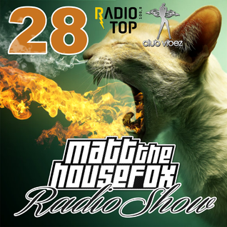 MATT THE HOUSE FOX radio show @ clubvibez EPISODE 028