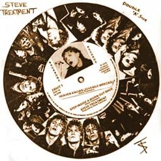 Steve Treatment - A Sides from 1978 - 2015
