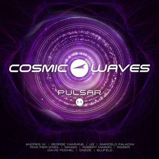 Cosmic Waves - Pulsar - 011 (19.09.2016)