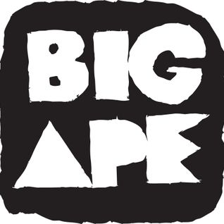 Big Ape - Apecast 010 - Live with Dismantle