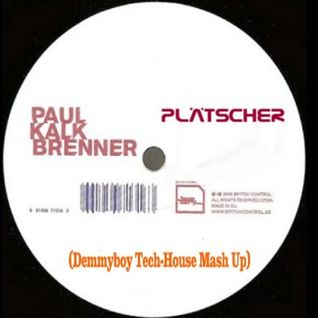 Paul Kalkbrenner - Plätscher (Demmyboy Tech-House Mash Up)