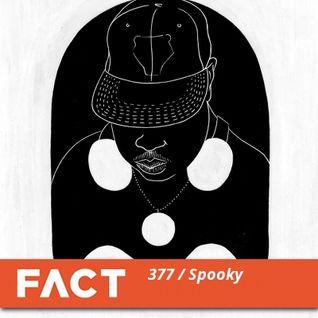 FACT mix 377 - Spooky (Apr '13)
