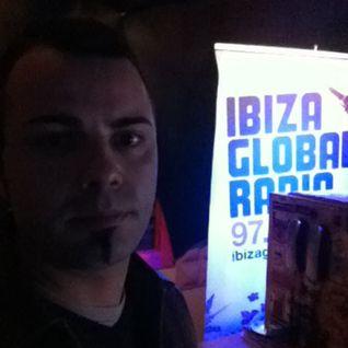 TONI VIVES LIV@IBIZAGLOBALRADIO