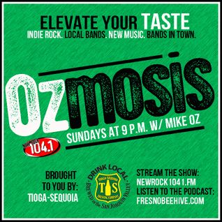 Ozmosis #38 (10.14.12)