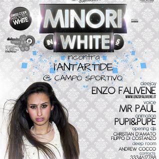 DJ ENZO FALIVENE Live at Minori in White 21_08_2013