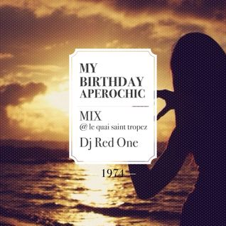 MY BIRTHDAY APEROCHIC MIX @ LE QUAI ST TROPEZ WITH MY FRIENDS