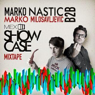 Marko Nastic b2b Marko Milosavljevic @ MEX showcase | 16.12.2011