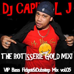 DJ CAPITAL J-ROTISSERIE GOLD [FIGET & DUBSTEP MIX]
