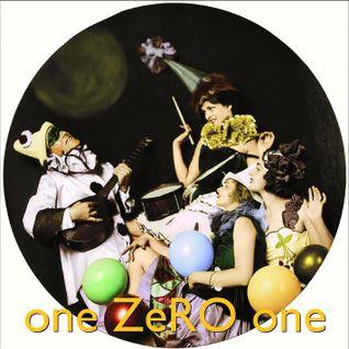 one ZeRO one (part one)