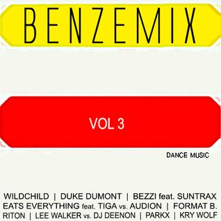 BENZEMIX VL.3 - DANCE MUSIC