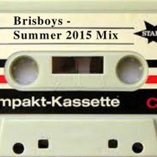 Brisboys - Summer 2015 Mix