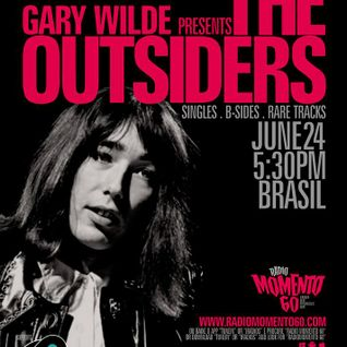 Gary Wilde and Radio Momento 60 Present The Outsiders Special Broadcast