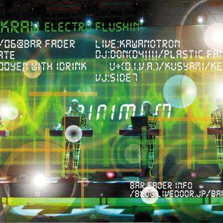 20110806 speakraw[Electro Flushin']
