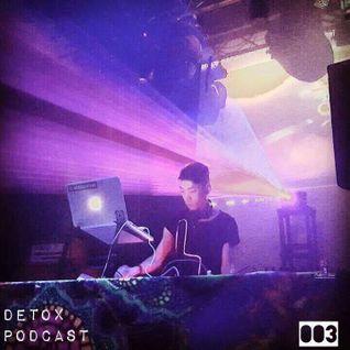 Frankie Feng @Detox Podcast 003