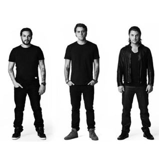 Swedish House Mafia & Otto Knows - Live at Le Palais Club (France) - 06.08.2010