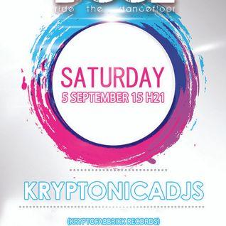Kryptonicadjs@Dooz Party 5 - 09 - 2015