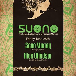 Sean Murray - Live at Suono
