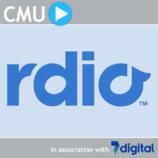 CMU Podcast: Rdio, Radiohead, MCPS, Beyonce