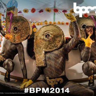 Recondite @ The BPM Festival 2014 - Life and Death,Mamita's (07-01-14)