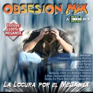 Obsesión Mix by DJ Kike (2005)