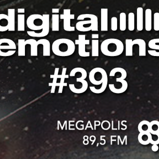Fonarev - Digital Emotions 393 (Chris Voro Producer Guest Mix)