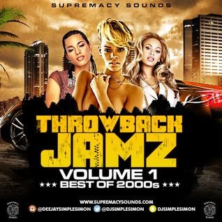 Throwback Jamz Best of 2000s Vol.1