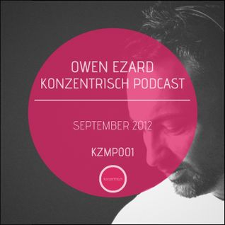 Owen Ezard Konzentrisch Podcast 001 (September 2012)