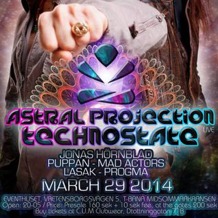 Progma @ Technostate 29th of March