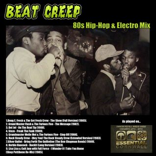 Beat Creep - 80s Hip-Hop and Electro Mix