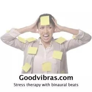 Goodvibras.com: Stress Relief with binaural beats and forest background