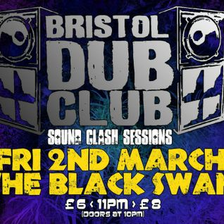 Live set @ Bristol Dub Club 2/3/12