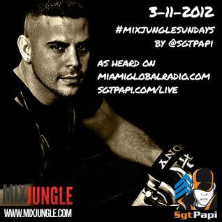 Sgt Papi - #MixJungleSundays - 031112