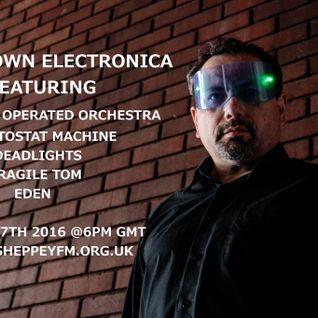 bluetown Electronica live show 17.07.16