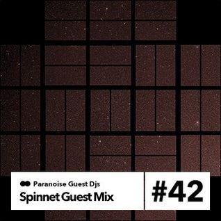 Spinnet guest mix on Paranoise