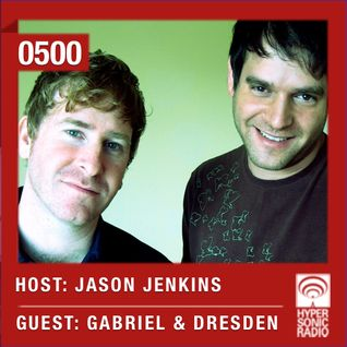 Hypersonic 500 2015-01-08 w/ Gabriel & Dresden & Jason Jenkins
