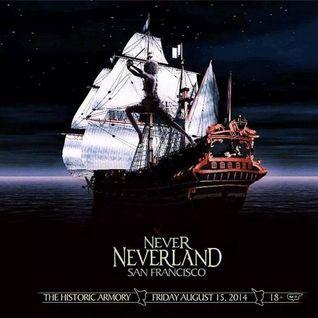 Never Neverland SF Contest 2014 (Never Grow Old Mixtape)