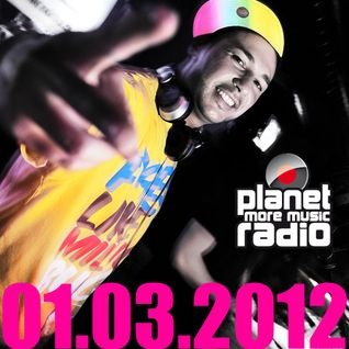 DJ JELLIN - planet black beats radio show - 01.03.2012