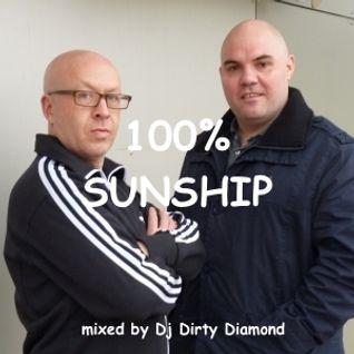 UKG - 100% Sunship Mixed By DJ Dirty Diamond