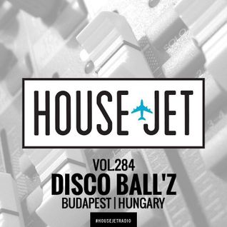 VOL.284 DISCO BALL'Z (BUDAPEST, HUNGARY)